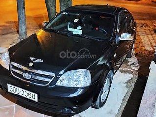 Cần bán xe Daewoo Lacetti năm sản xuất 2009, màu đen còn mới, giá cực tốt