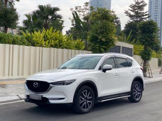 Bán nhanh Mazda CX5 2.5 đời 2018, xe đẹp như mới