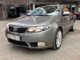 Cần bán Kia Forte đăng ký 2011, màu xám (ghi), chính chủ, giá 360 triệu đồng