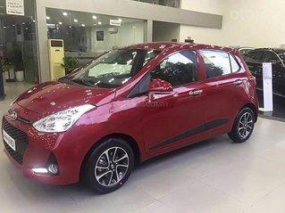 Bán Hyundai Grand i10 2020, màu đỏ