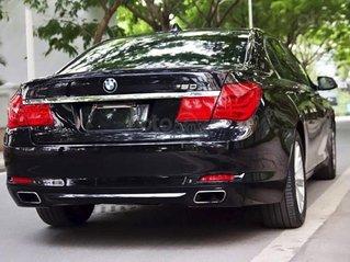Cần bán xe BMW 7 Series 750Li đời 2011, màu đen, xe nhập