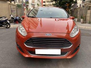 Ford Fiesta S, màu cam sx 2014, xe chất giá hợp lý