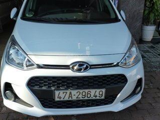 Hyundai Grand i10 bản đủ số sàn máy 1.2, xe đẹp