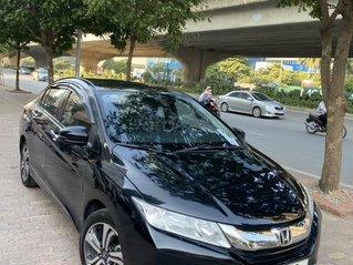 Cần bán gấp Honda City 2015 màu đen siêu đẹp, biển Hà Nội