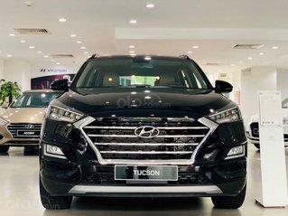 Hyundai Tucson 2021 đủ màu đủ phiên bản sẵn xe giao ngay + Quà tăng hấp dẫn cho khách hàng mua xe trong tháng 1/2021