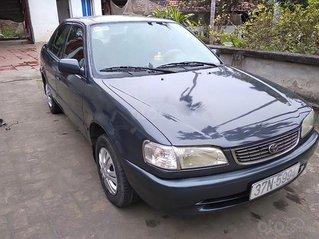 Bán Toyota Corolla năm sản xuất 1997, màu xám, xe nhập