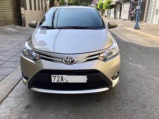 Cần bán lại xe Toyota Vios năm 2018 còn mới, 398 triệu