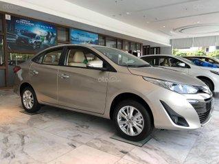 Bán xe Toyota Vios 2021 - Khuyến mại nhiều phụ kiện chính hãng - đủ màu - giao xe ngay