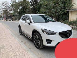 Bán gấp Mazda CX 5 bản 2.0 AT màu trắng, với giá siêu ưu đãi, chỉ 675tr