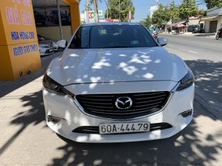 Bán nhanh em Mazda 6 trắng xinh như Ngọc Trinh, với giá cực ưu đãi, hỗ trợ vay vốn đến 70% giá trị xe