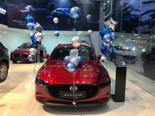 [Mazda Thảo Điền - HCM] sở hữu ngay Mazda 3 2020 với ưu đãi 130 triệu tiền mặt, trả góp đến 90%, lãi suất cực ưu đãi