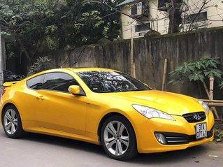 Cần bán xe Hyundai Genesis năm sản xuất 2009, màu vàng