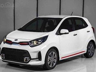Bán ô tô Kia Morning năm 2021, màu trắng, giá chỉ 439 triệu