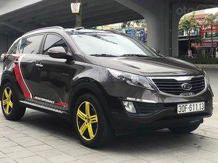 Cần bán lại xe Kia Sportage năm sản xuất 2010, màu nâu, nhập khẩu