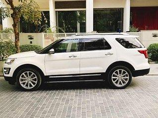 Bán Ford Explorer đời 2016, màu trắng, nhập khẩu