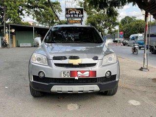 Bán ô tô Chevrolet Captiva năm sản xuất 2007, màu bạc, nhập khẩu nguyên chiếc còn mới