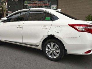 Bán ô tô Toyota Vios đời 2017, màu trắng