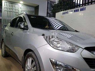Cần bán Hyundai Tucson sản xuất năm 2011, màu bạc, nhập khẩu
