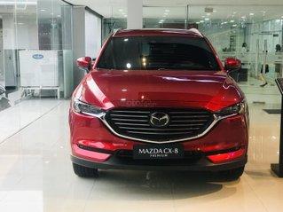 [Mazda Thảo Điền - TP. HCM] Mazda CX8 - ưu đãi hơn 220tr - hỗ trợ bảo hiểm thân vỏ và phụ kiện - tặng gói nâng cấp 25tr