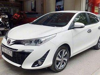 Bán ô tô Toyota Yaris năm sản xuất 2017, màu trắng, nhập khẩu