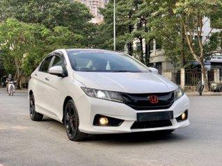 Hàng siêu hot mới về Honda City CVT sản xuất năm 2015 màu trắng, biển TP 1 chủ từ đầu, chạy 60 000 km