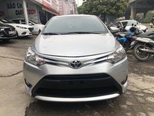 Bán nhanh Toyota Vios E AT đời 2018 màu bạc, xe chất biển TP, xe đẹp, nguyên zin không kinh doanh, chạy hơn 30000km