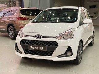Hyundai Grand i10 giá tốt nhất, xe đủ màu đủ phiên bản giao ngay trước tết