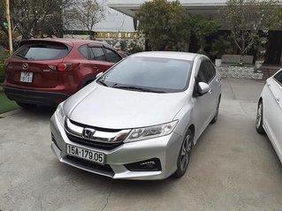 Bán ô tô Honda City đời 2015, màu bạc, 428tr