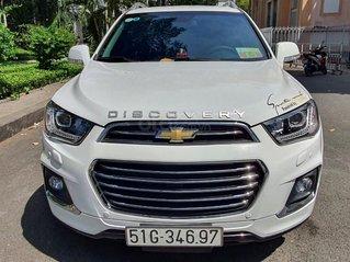 Bán gấp Chevrolet Captiva LTZ đăng ký T8/2017