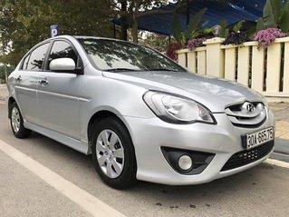 Bán xe Hyundai Verna đời 2010, màu bạc, nhập khẩu