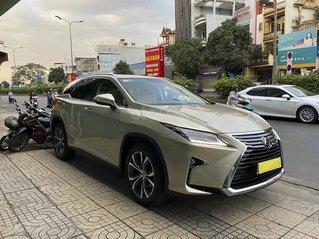 Cần bán gấp Lexus RX 350 năm sản xuất 2017, xe nhập chính chủ