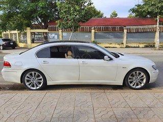 Cần bán lại xe BMW 7 Series 750li sản xuất 2005, màu trắng