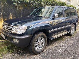 Bán Toyota Land Cruiser sản xuất 2005 chính chủ, giá tốt