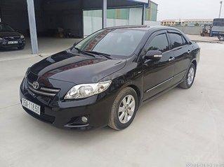 Bán Toyota Corolla Altis sản xuất 2009, màu đen chính chủ