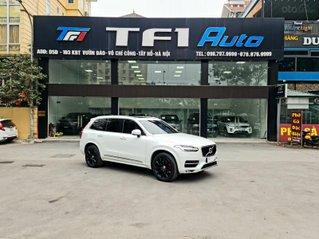 bán Volvo XC 90 ,sản xuất 2017,đăng ký 2018 màu trắng