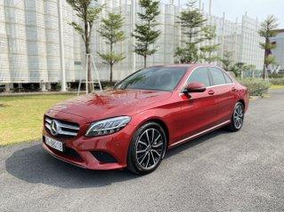 Xe Mercedes C200 sản xuất năm 2020, giá ưu đãi