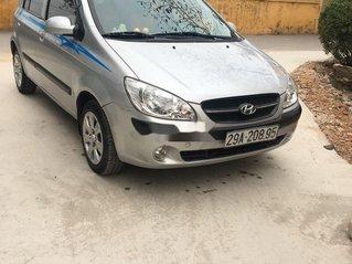 Bán ô tô Hyundai Getz sản xuất năm 2010, màu bạc, nhập khẩu