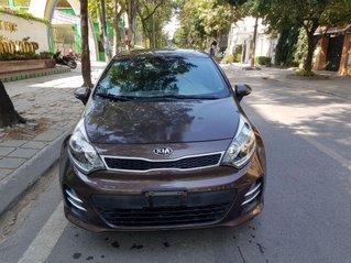 Bán ô tô Kia Rio sản xuất 2014, màu nâu, nhập khẩu