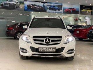 Mecerdes Glk 250 sản xuất 2014 màu trắng nội thất đen cực đẹp, cực mới