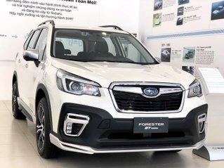 Subaru Forester i-S 2020, màu trắng, nhập khẩu