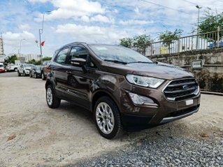 Ford Ecosport Titanium giảm 50% thuế trước bạ, 140 triệu nhận xe, giao ngay trước tết