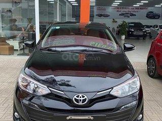 Bán ô tô Toyota Vios năm sản xuất 2019, màu đen