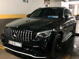 Bán Mercedes GLC 300 AMG sản xuất 2018, màu đen