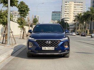 Bán nhanh Hyundai Santa Fe máy dầu Premium 2020