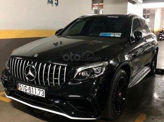 Cần bán Mercedes GLC300 sx 2018, màu đen