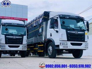 Xe tải Faw 9 tấn đời 2021 thùng 8.2 mét, chuyên chở Pallet