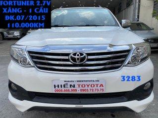 Toyota Fortuner TRD xăng - 1 cầu ĐK 07/2015, xe đẹp giá rẻ