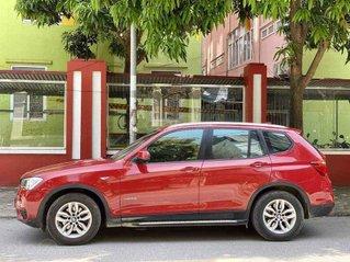 Cần bán lại xe BMW X3 đời 2016, màu đỏ, siêu mới