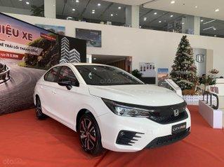{Đồng Nai} Honda City 2021 giao xe sớm giá cực hấp dẫn nhiều k/mãi, trả trước 180tr nhận xe