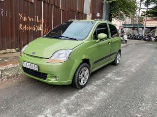 Cần bán lại xe Chevrolet Spark sản xuất 2008, nhập khẩu nguyên chiếc